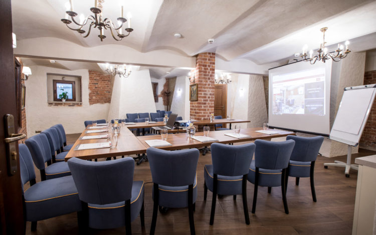 Konferencje w Restauracji Poziom