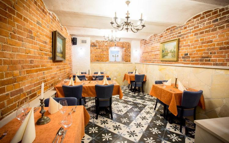 Sala Restauracji Poziom